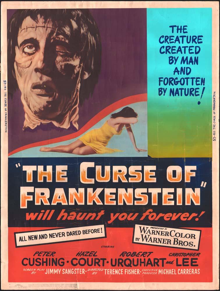 The Curse of Frankenstein5