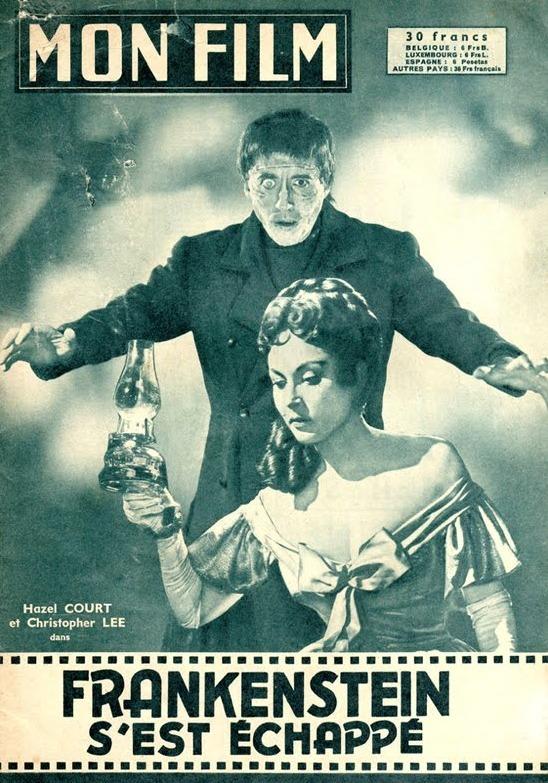 The Curse of Frankenstein57