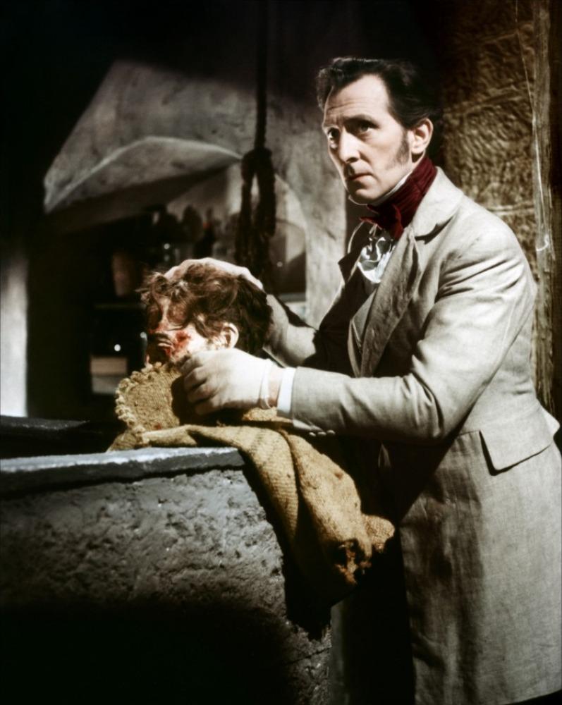 The Curse of Frankenstein58