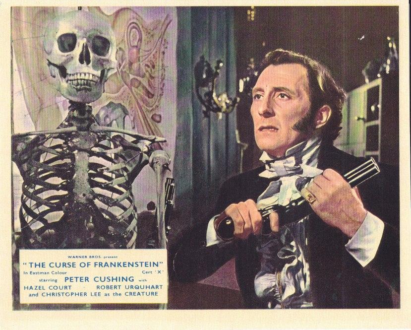 The Curse of Frankenstein67