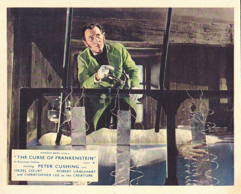 The Curse of Frankenstein69