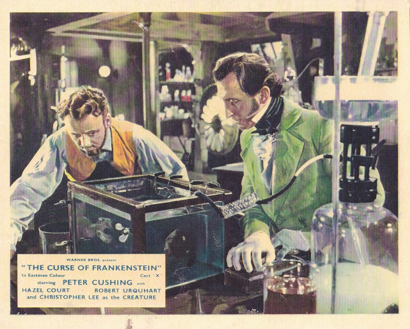 The Curse of Frankenstein70