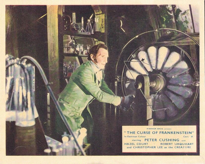 The Curse of Frankenstein71