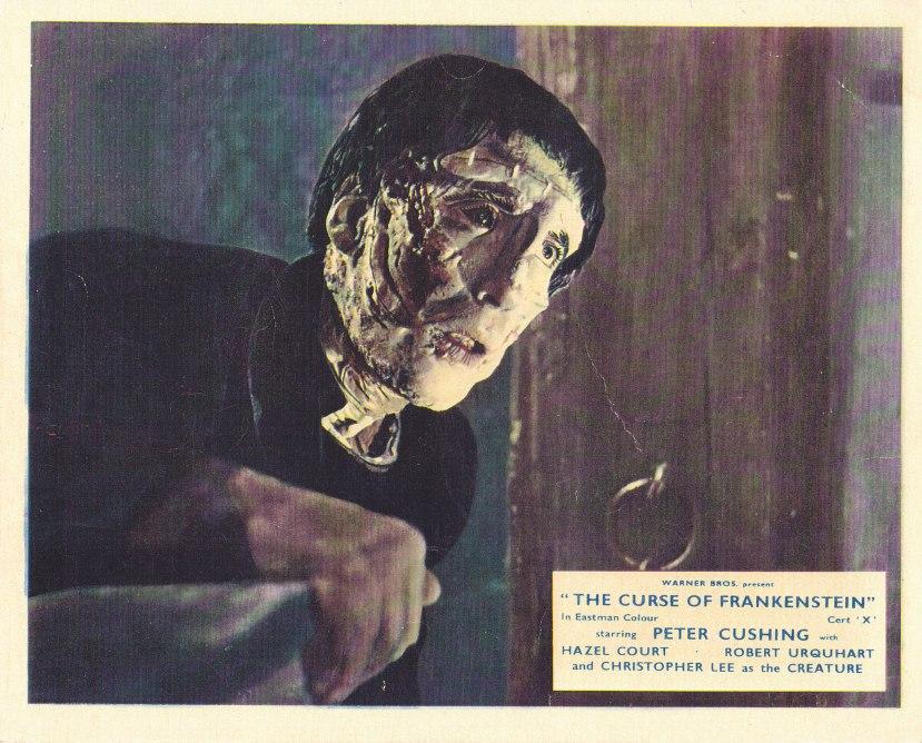 The Curse of Frankenstein72