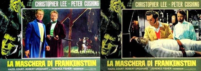 The Curse of Frankenstein73