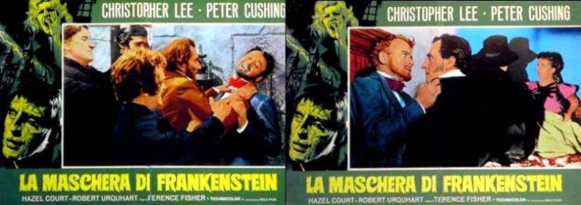 The Curse of Frankenstein74