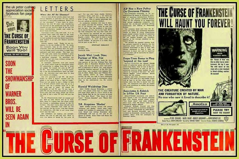 The Curse of Frankenstein75