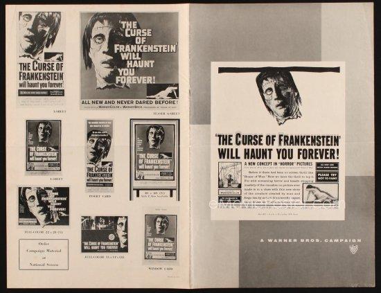 The Curse of Frankenstein76