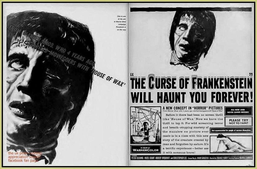 The Curse of Frankenstein77