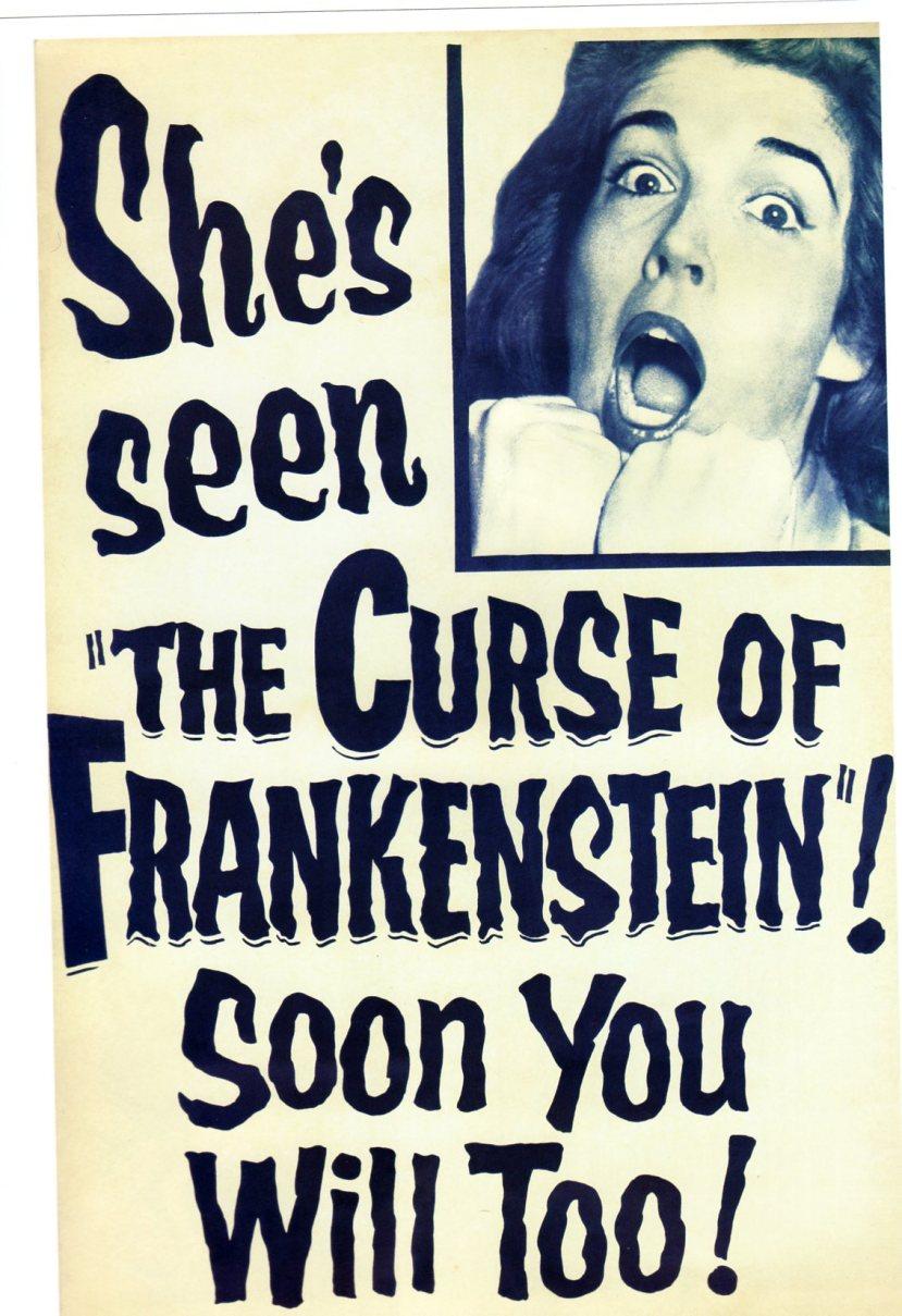 The Curse of Frankenstein8