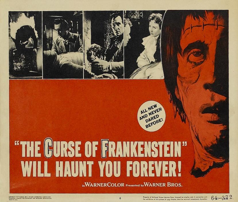 The Curse of Frankenstein9