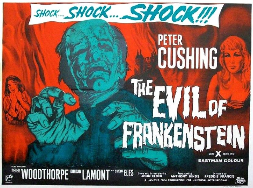 The Evil of Frankenstein1