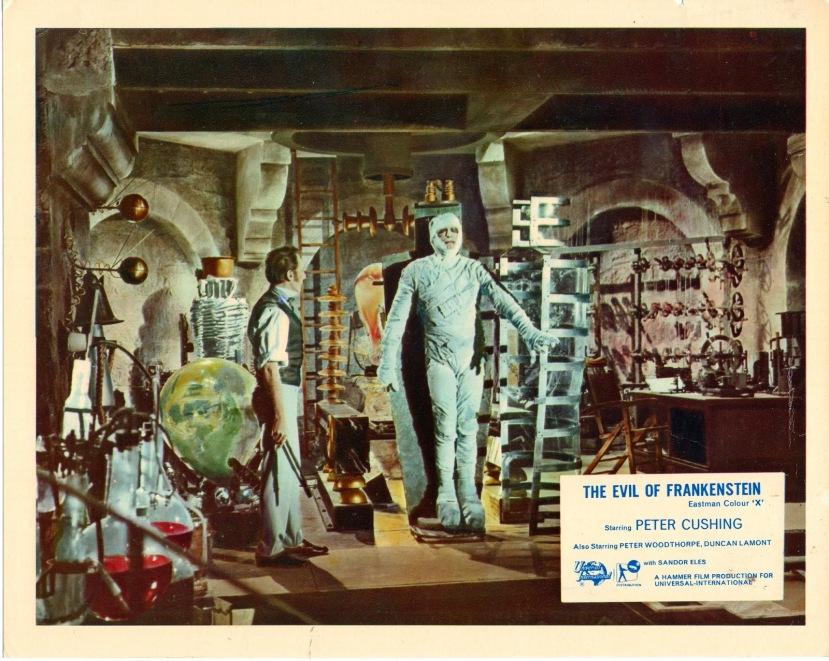 The Evil of Frankenstein10