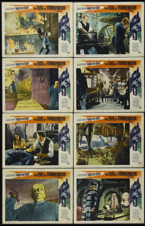 The Evil of Frankenstein15