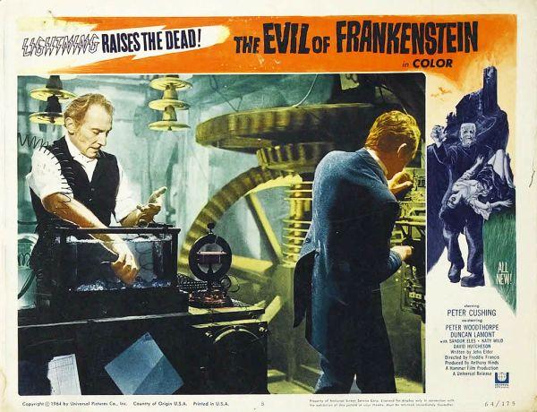 The Evil of Frankenstein19