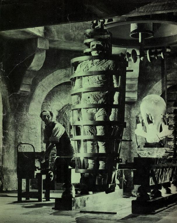 The Evil of Frankenstein30