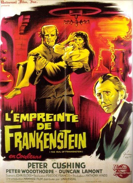 The Evil of Frankenstein31