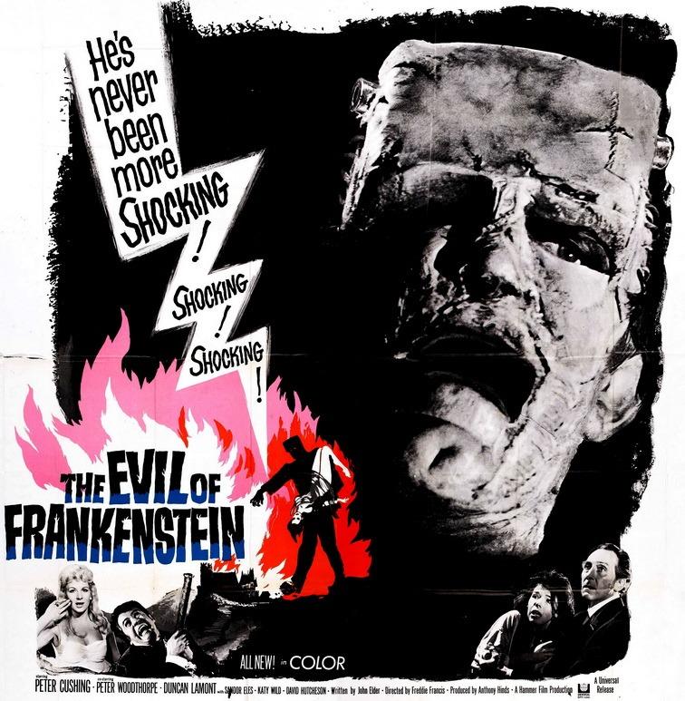 The Evil of Frankenstein32