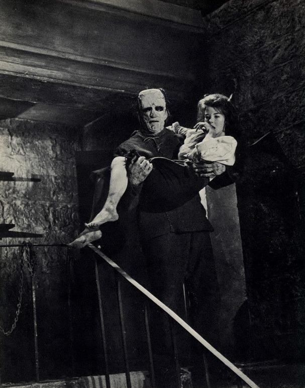 The Evil of Frankenstein34