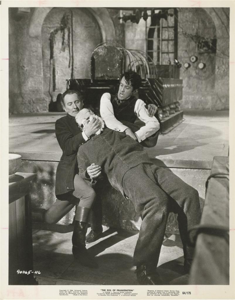 The Evil of Frankenstein40