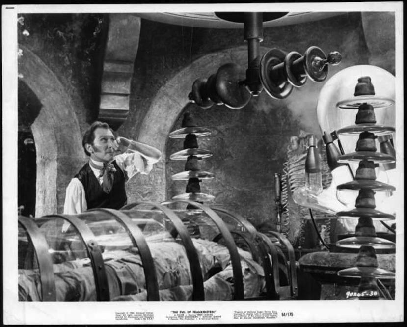 The Evil of Frankenstein41