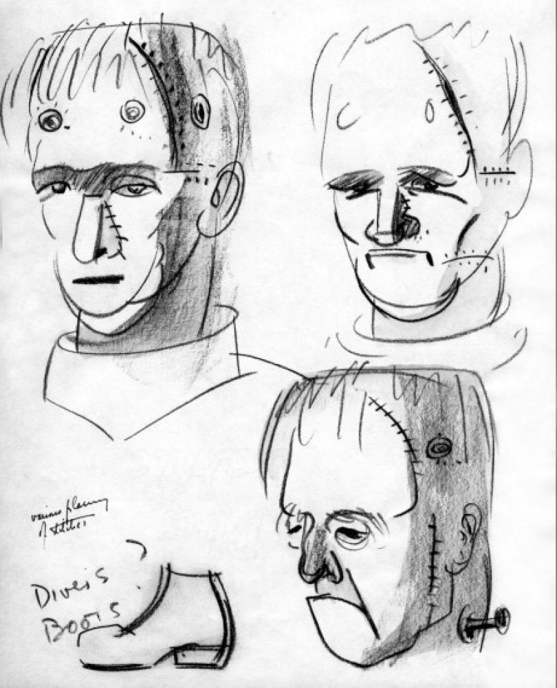 The Evil of Frankenstein43