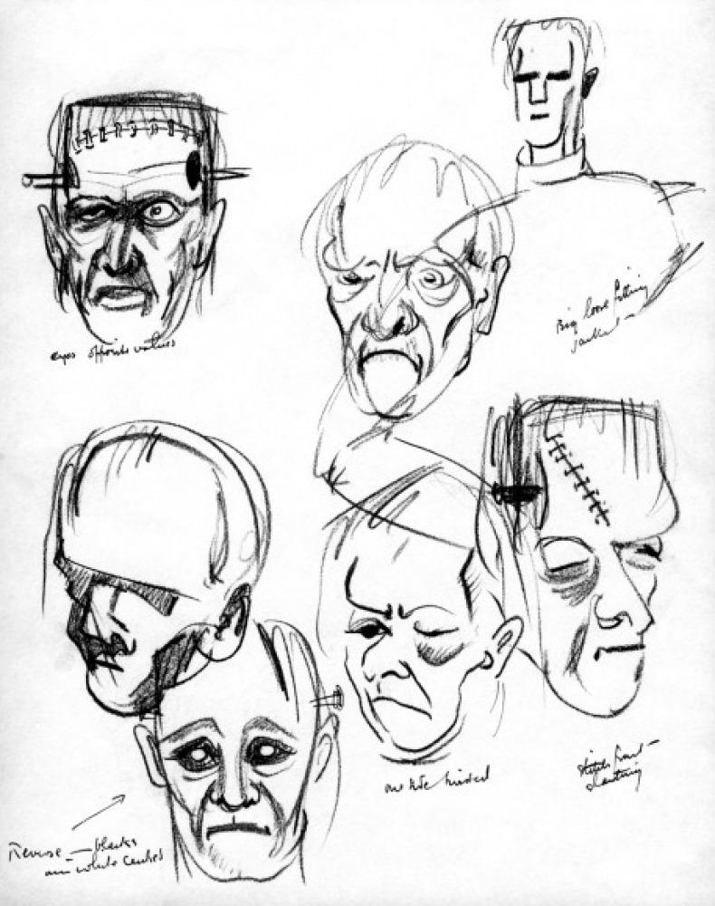 The Evil of Frankenstein45