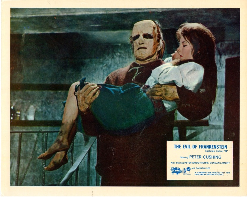 The Evil of Frankenstein5