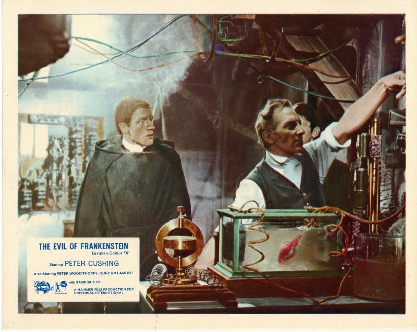 The Evil of Frankenstein7