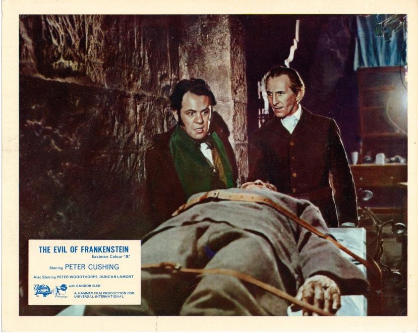 The Evil of Frankenstein8