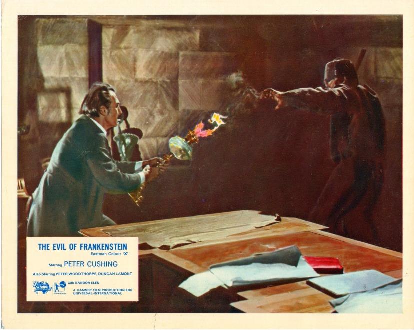 The Evil of Frankenstein9