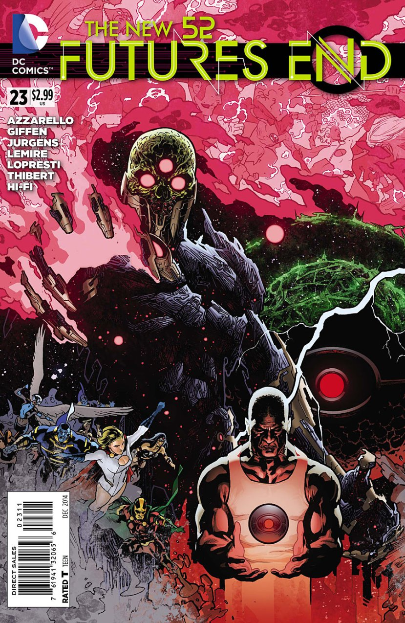 The New 52 Futures End #23