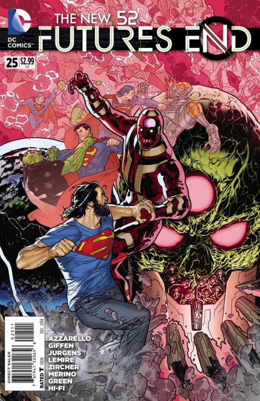 The New 52 Futures End #25