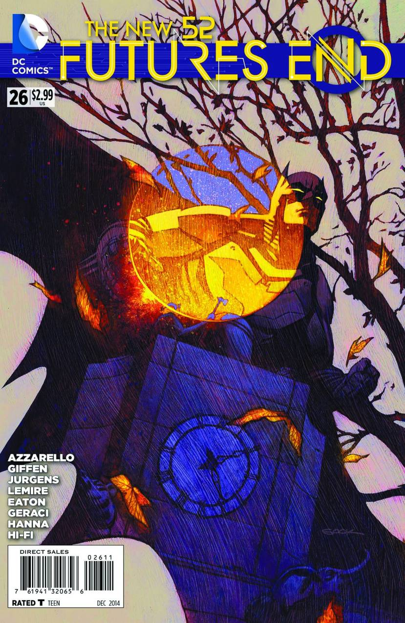 The New 52 Futures End #26