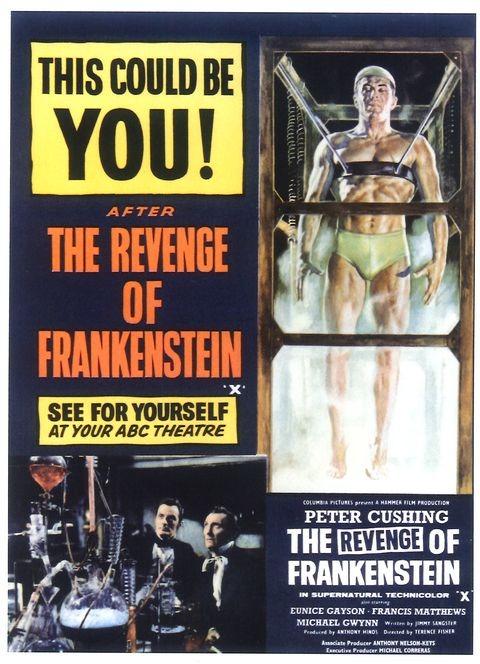 the revenge of frankenstein21