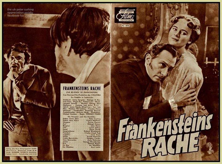 the revenge of frankenstein27
