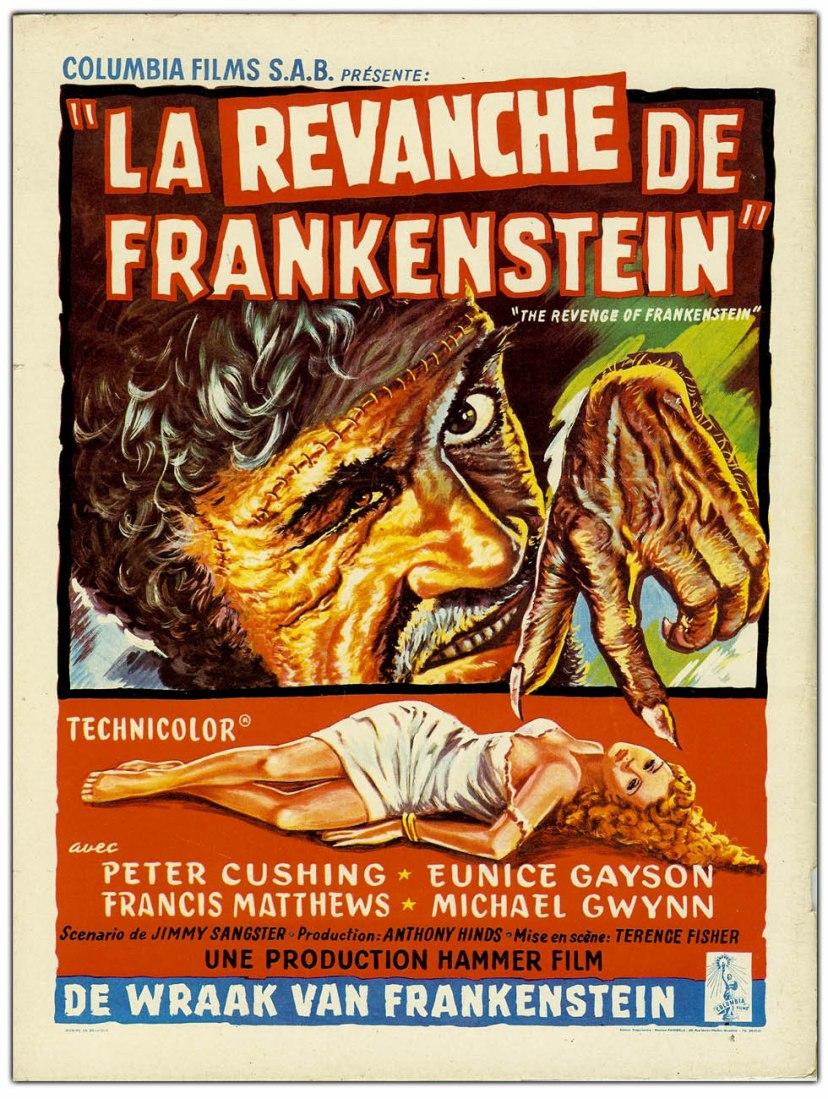 the revenge of frankenstein3