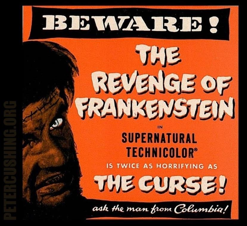 the revenge of frankenstein7