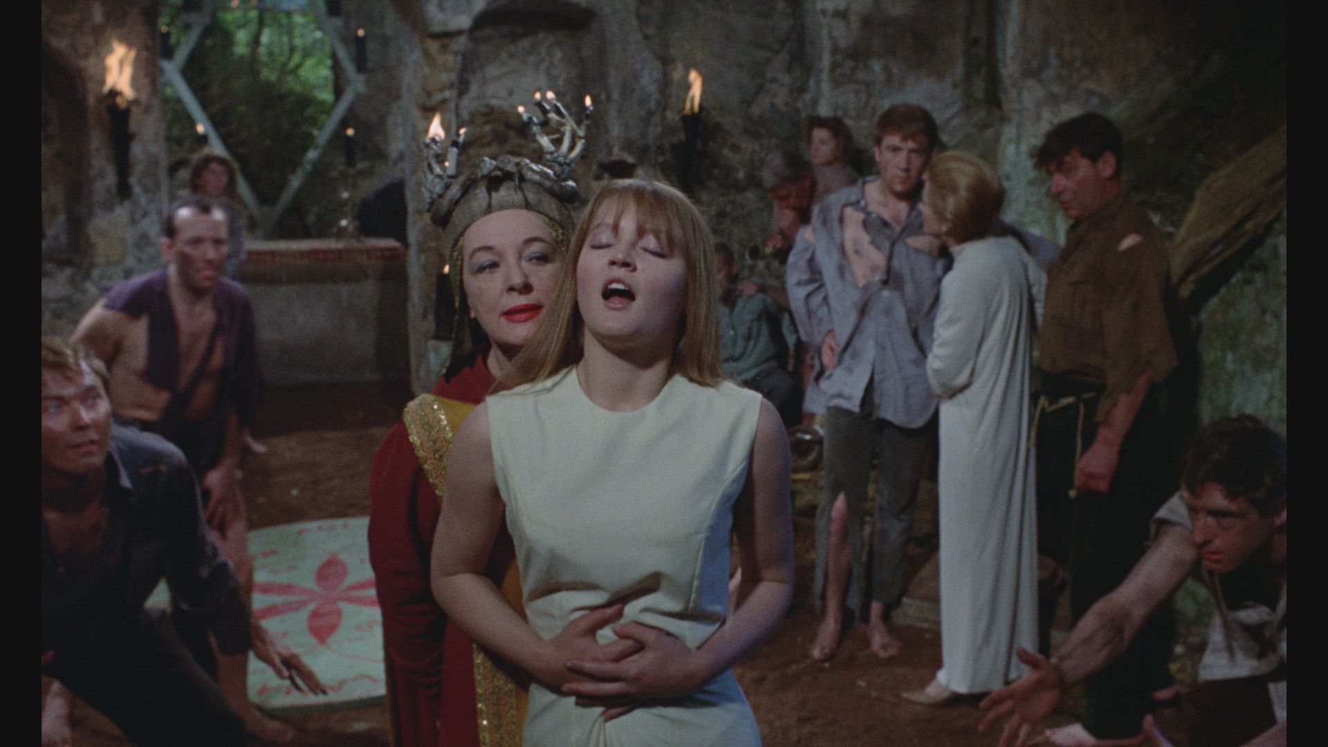 the witches 1966 � the visuals � the telltale mind