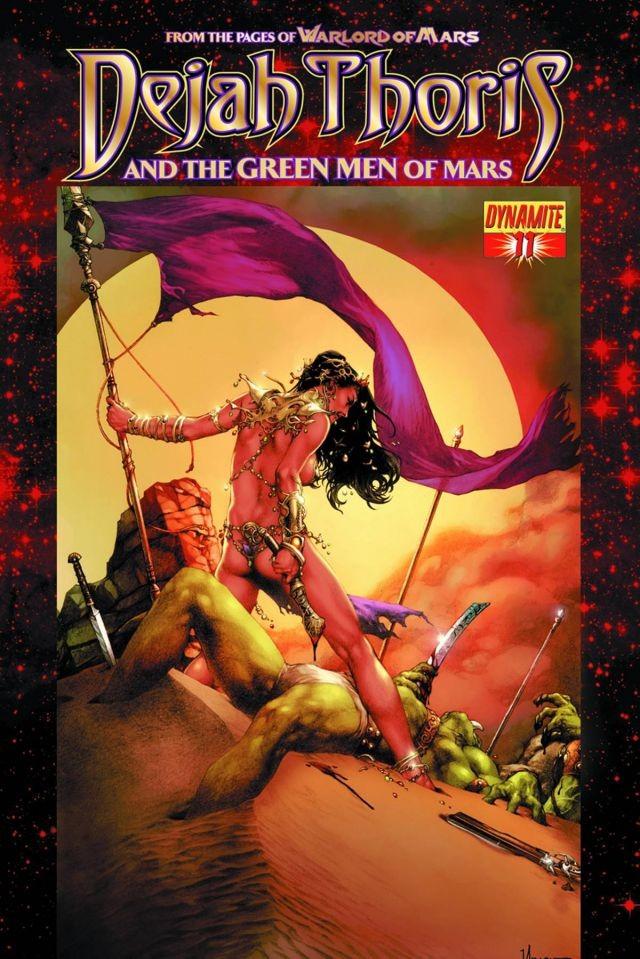 Dejah Thoris and the GmoM 11