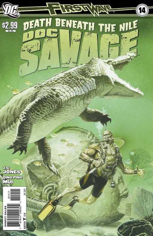 doc savage 14