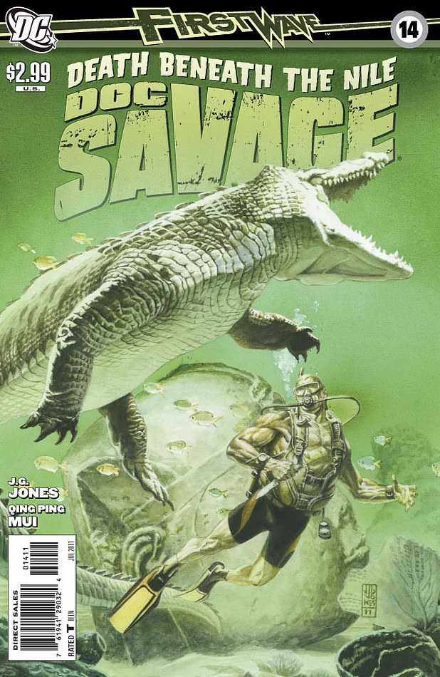 doc savage 14