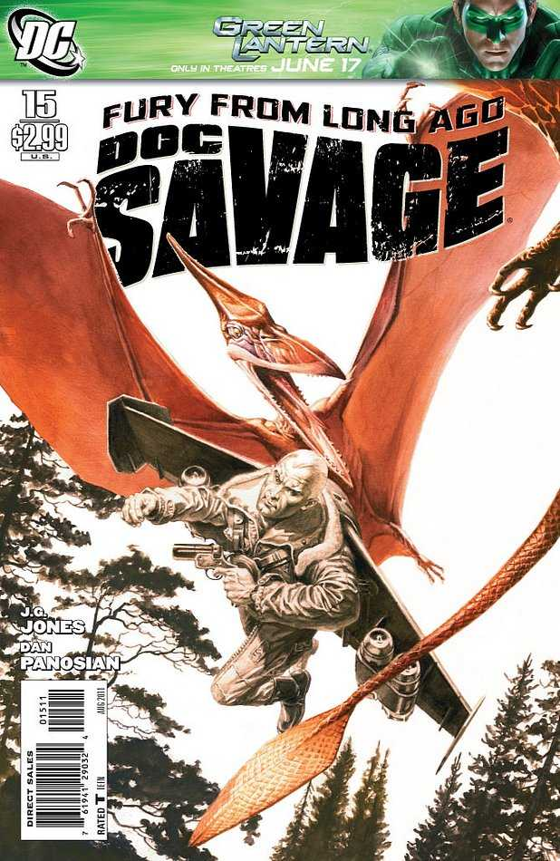 Doc Savage #15