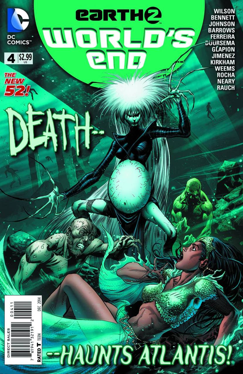Earth 2 World's End #4