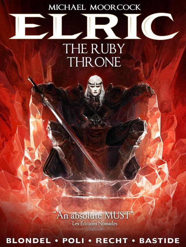 Elric The Ruby Throne