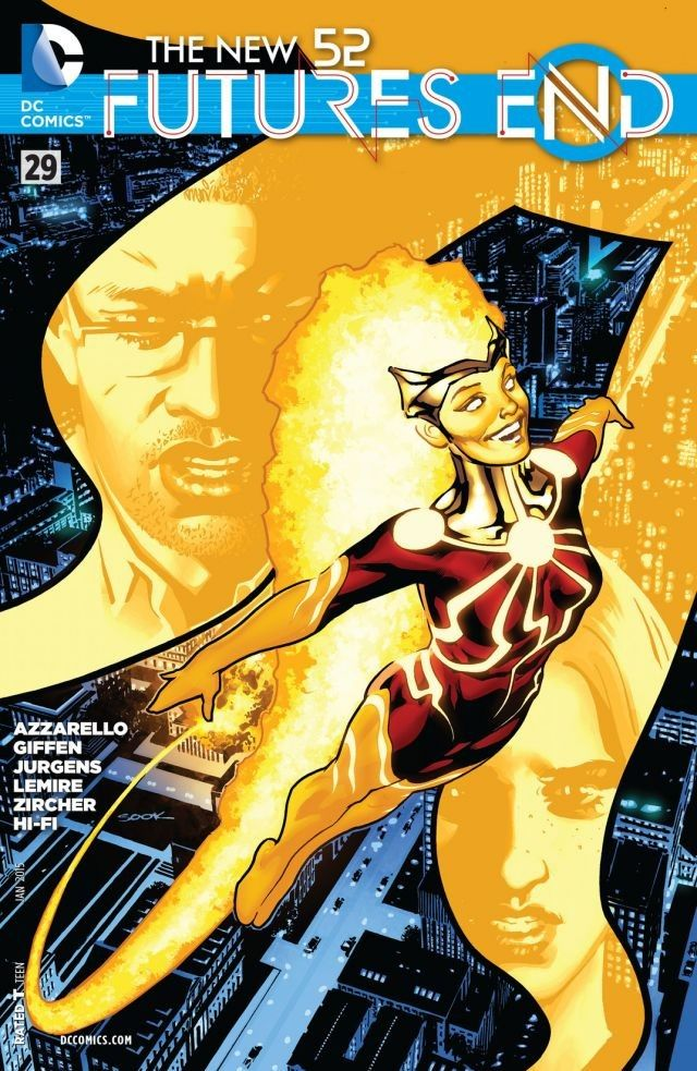 The New 52 Futures End #29