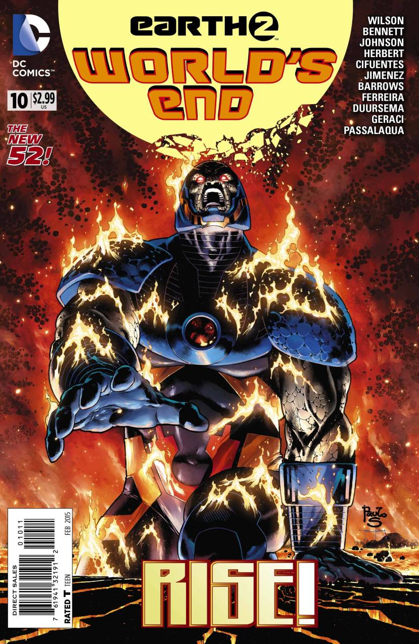 Earth 2 World's End #10
