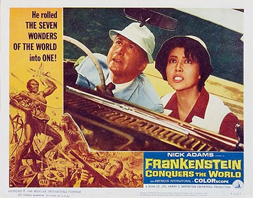 Frankenstein Conquers the World1