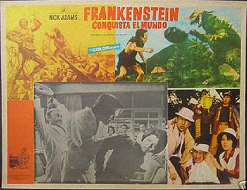 Frankenstein Conquers the World10