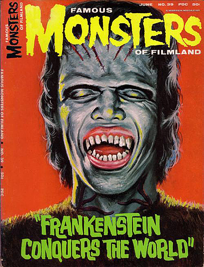 Frankenstein Conquers the World11